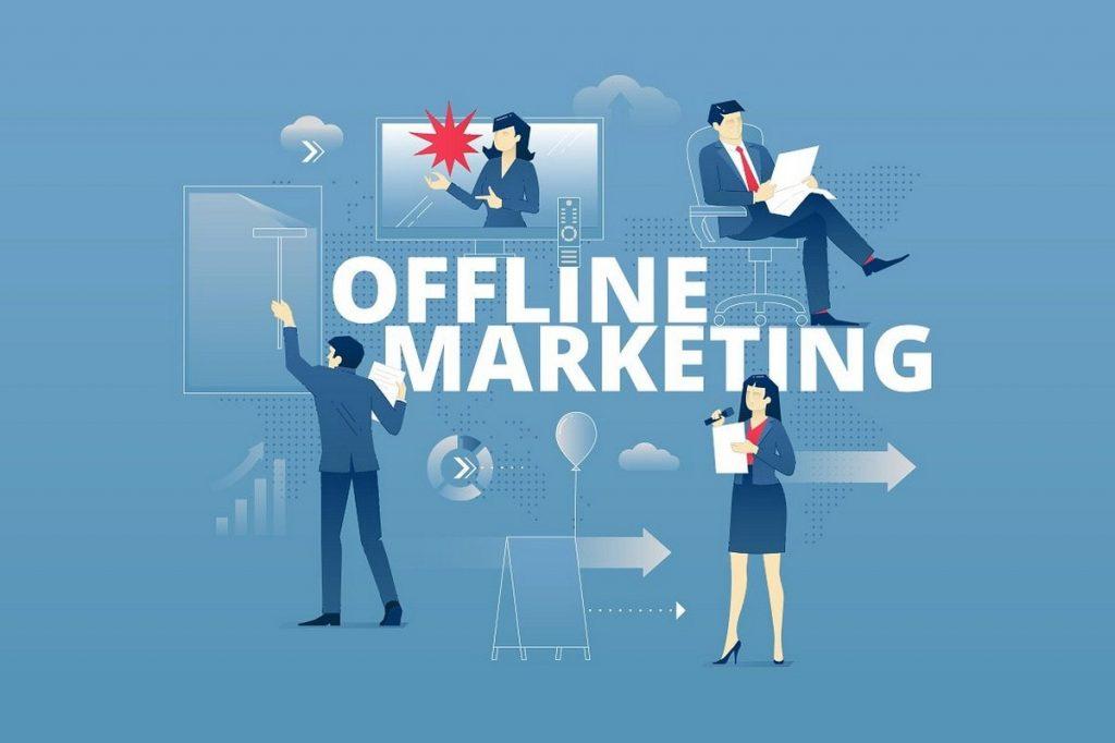 9 estratégias de Marketing Offline para você implementar hoje!;