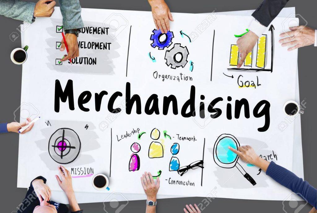 Merchandising no ponto de venda;